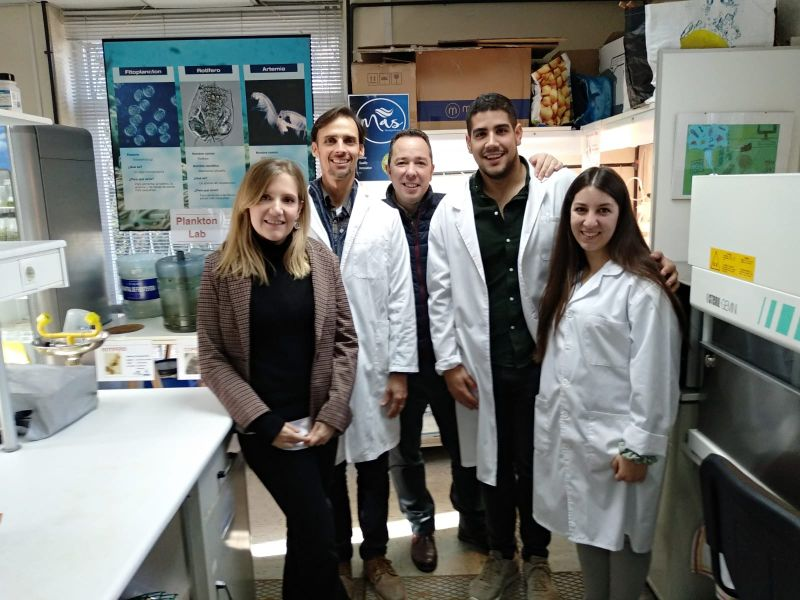 Microalgae Solutions Team